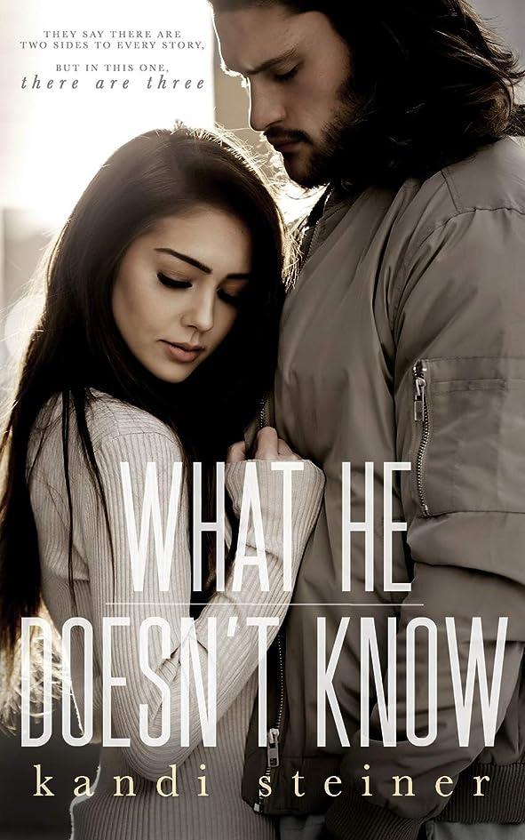 従順な電話虎What He Doesn't Know (What He Doesn't Know Duet)