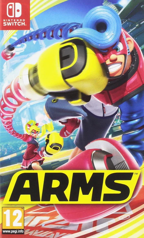 Arms [Importación francesa]