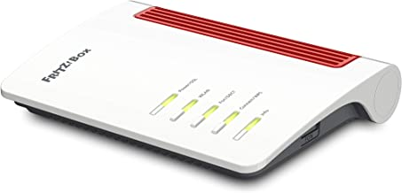 AVM FRITZ!Box 7530 AX WI-FI 6 Router (DSL/VDSL,1.800 MBit/s (5GHz)&600 MBit/s (2,4..
