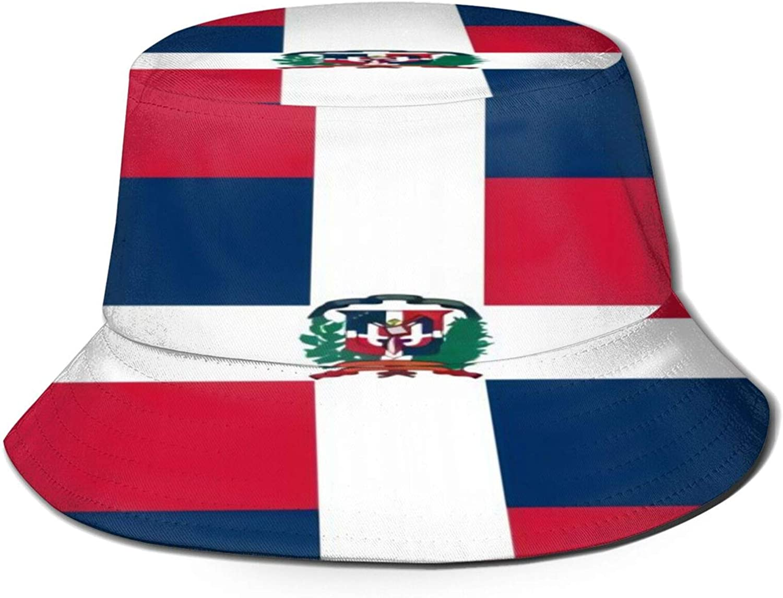Originality Arlington Mall Dominican Republic Bucket Hat Summer Sun Unisex Award