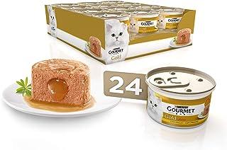 Purina Gourmet Gold Fondant comida para gatos con Pollo 24 x