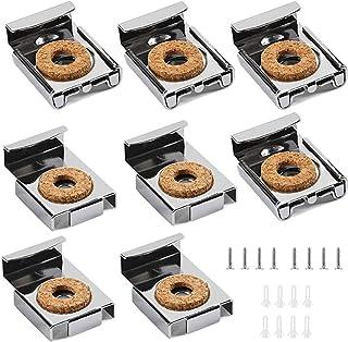 8 Stuks Spiegel Hanger Clip Clips Spiegelmontage Spiegelmontage Muur Spiegel Montageklemmen Opknoping Clip Spiegelhouder m...