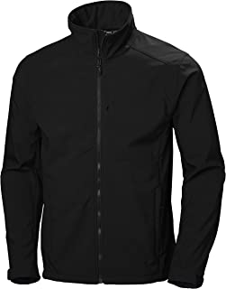 Helly Hansen Men's Paramount Water Resistent Windproof Breathable Softshell Jacket