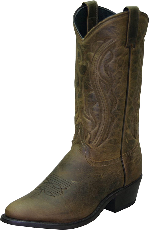 Abilene Sage Mens Cutout Toe Snip Boot Max 42% OFF 4740 security