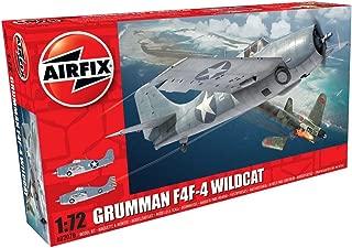 Airfix 1: 72Escala Grumman F4F-4Wildcat Modelo Kit