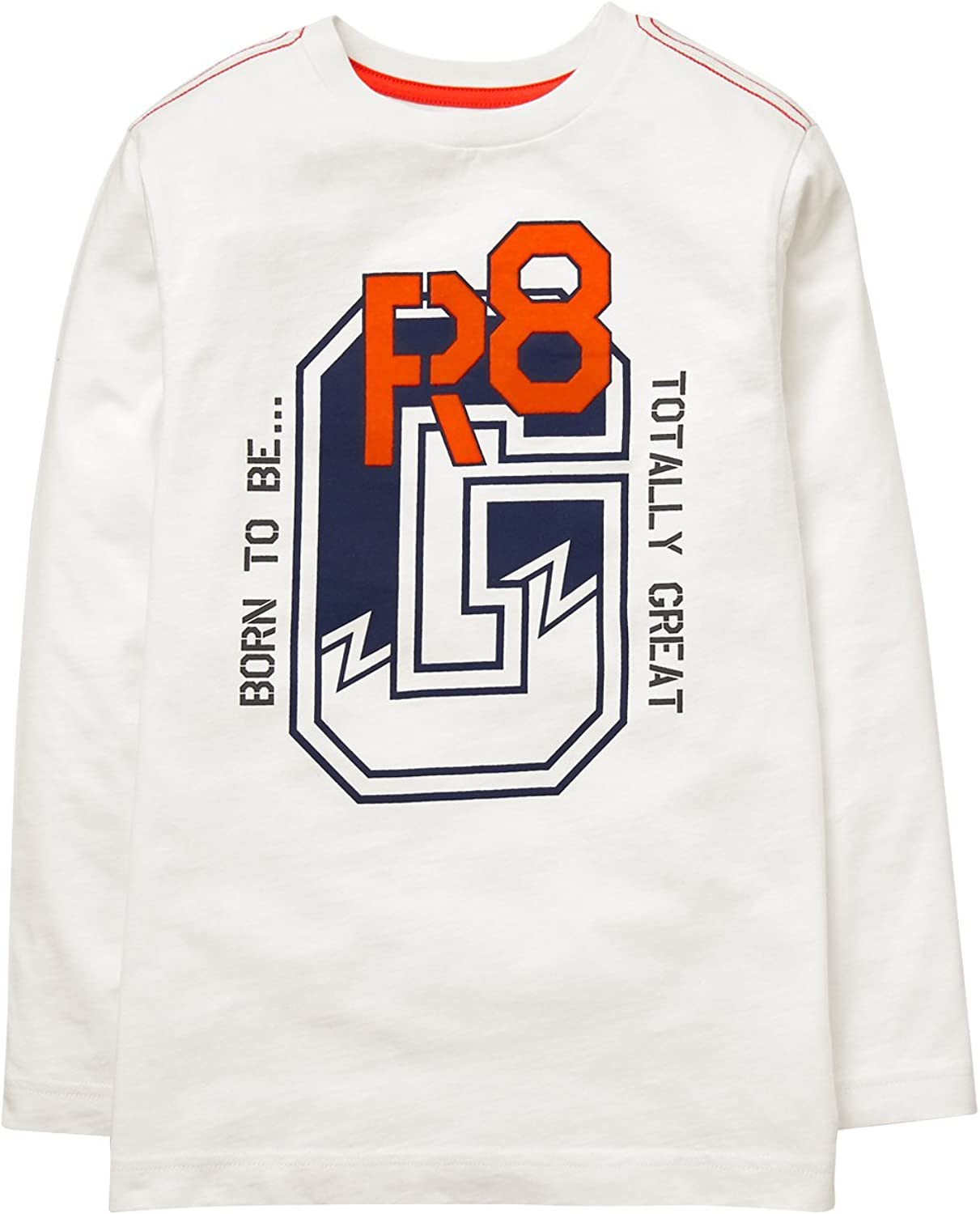 Crazy 8 Boys' His LongSleeve Graphic Tee