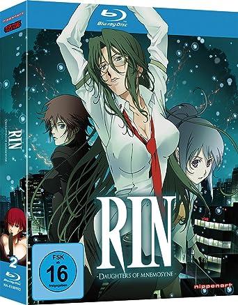 Rin - Daughters of Mnemosyne - Gesamtausgabe - [Blu-ray]