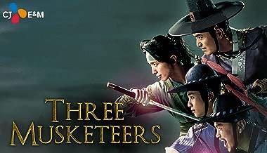 Three Musketeers - Season 1
