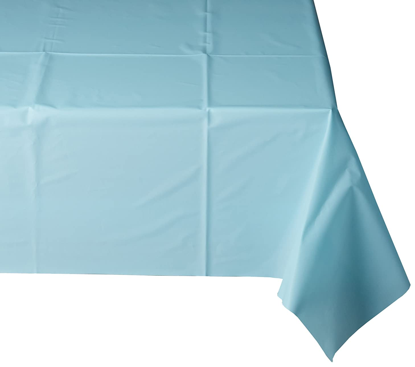 Creative Converting Plastic Tablecover 54
