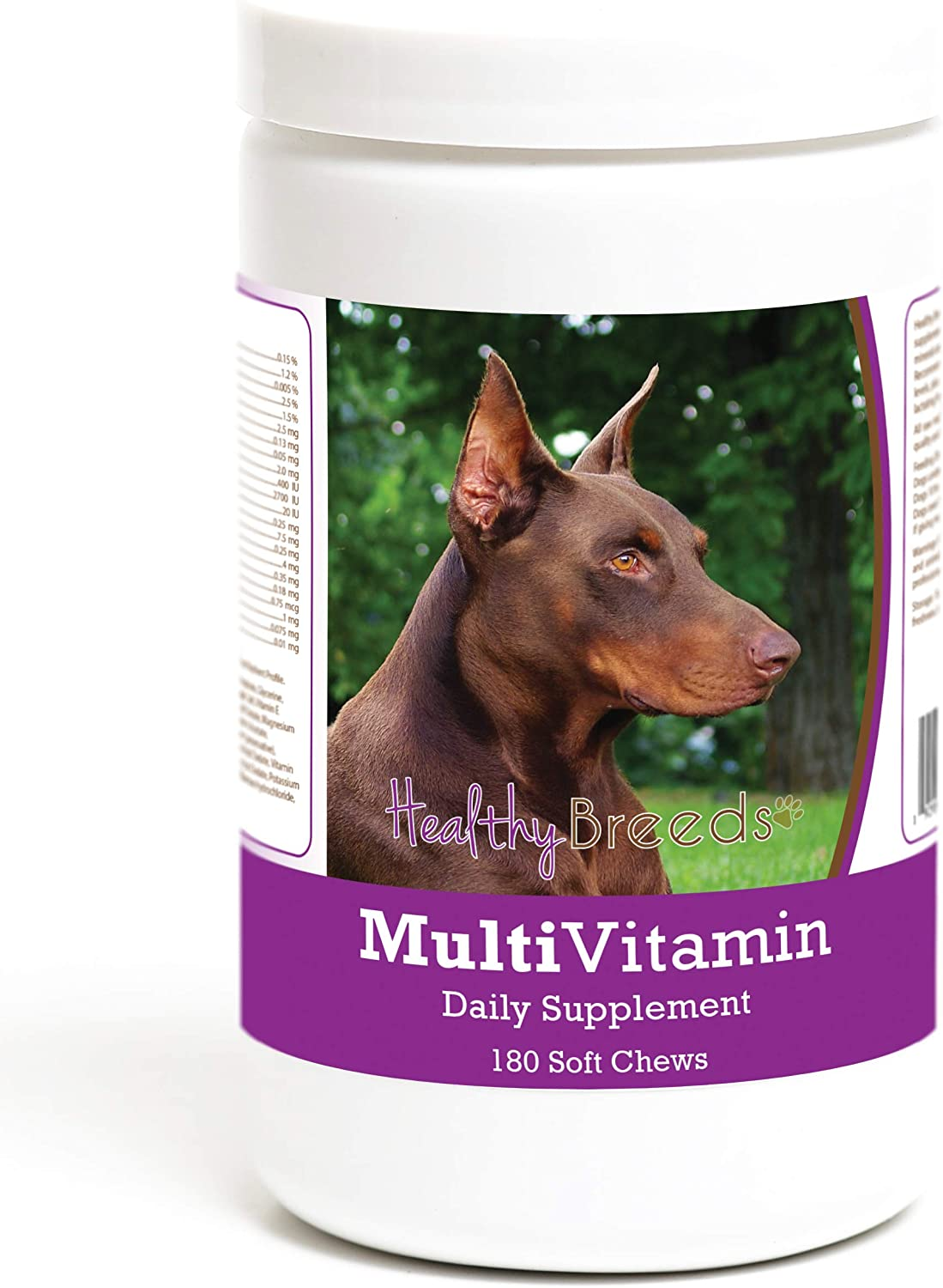 Healthy Breeds Multivitamin Daily Dietary Over Complete Free Shipping Supplement - 200 Brand Cheap Sale Venue