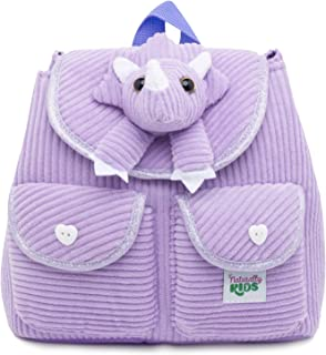 Naturally KIDS Backpack - Toddler Backpack w Stuffed Animal