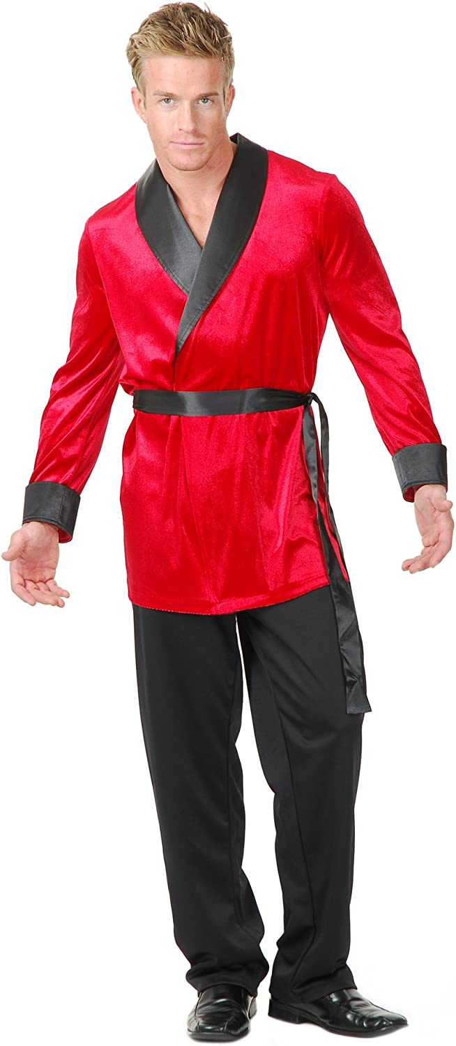 Image result for Charades - Velvet Smoking Jacket Costume