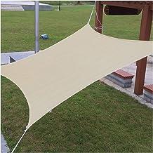 LIXIONG Sunblock Shading Net, Anti-UV Slijtvast Zonnescherm Zeil, Outdoor Zonwering Scherm Luifel voor Patio Dek Tuin, Aan...