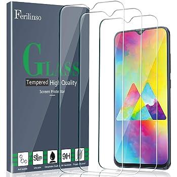 Ferilinso Cristal Templado para Samsung Galaxy M20, A10S, A10 ...