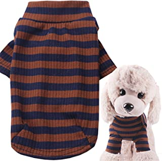 Pet Dog Clothes for Small Dogs Winter Warm Coat Sweater Puppy Chihuahua Roupa para