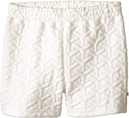 Ultra Soft Flint Double Knit Pull-On Shorts (Toddler/Little Kids/Big Kids)