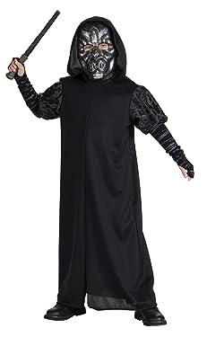 Harry Potter Child's Death Eater Costume, Medium
