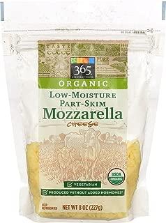 365 Everyday Value, Organic Mozzarella Shred, 8 oz