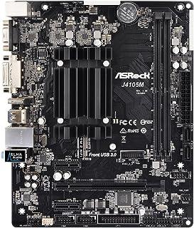 مجموعة وحدة المعالجة المركزية من ASRock (J4105M)