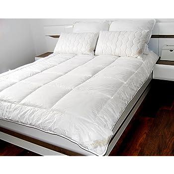 Deltex Eastland Couette 100/% Laine Textile 240 x 220 cm
