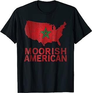 moorish american clothing