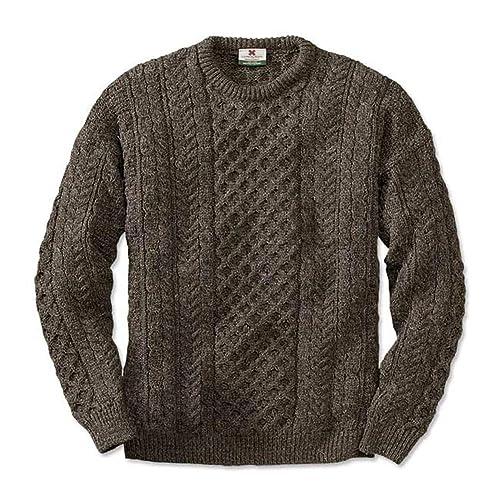 91744a3b4f718 Orvis Black Sheep Irish Fisherman s Sweater