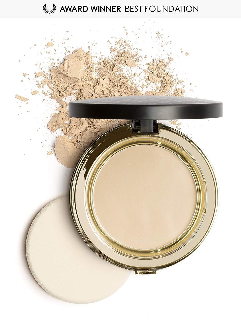スタジオ予知見えないMirenesse Cosmetics Skin Clone Foundation Mineral Face Powder SPF15 13g/0.46oz (23. Mocha) - AUTHENTIC