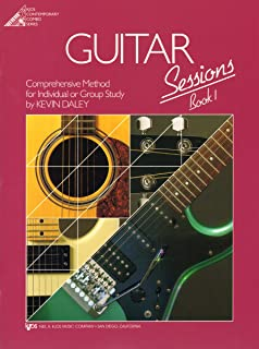 151G - Guitar Sessions Bk. 1