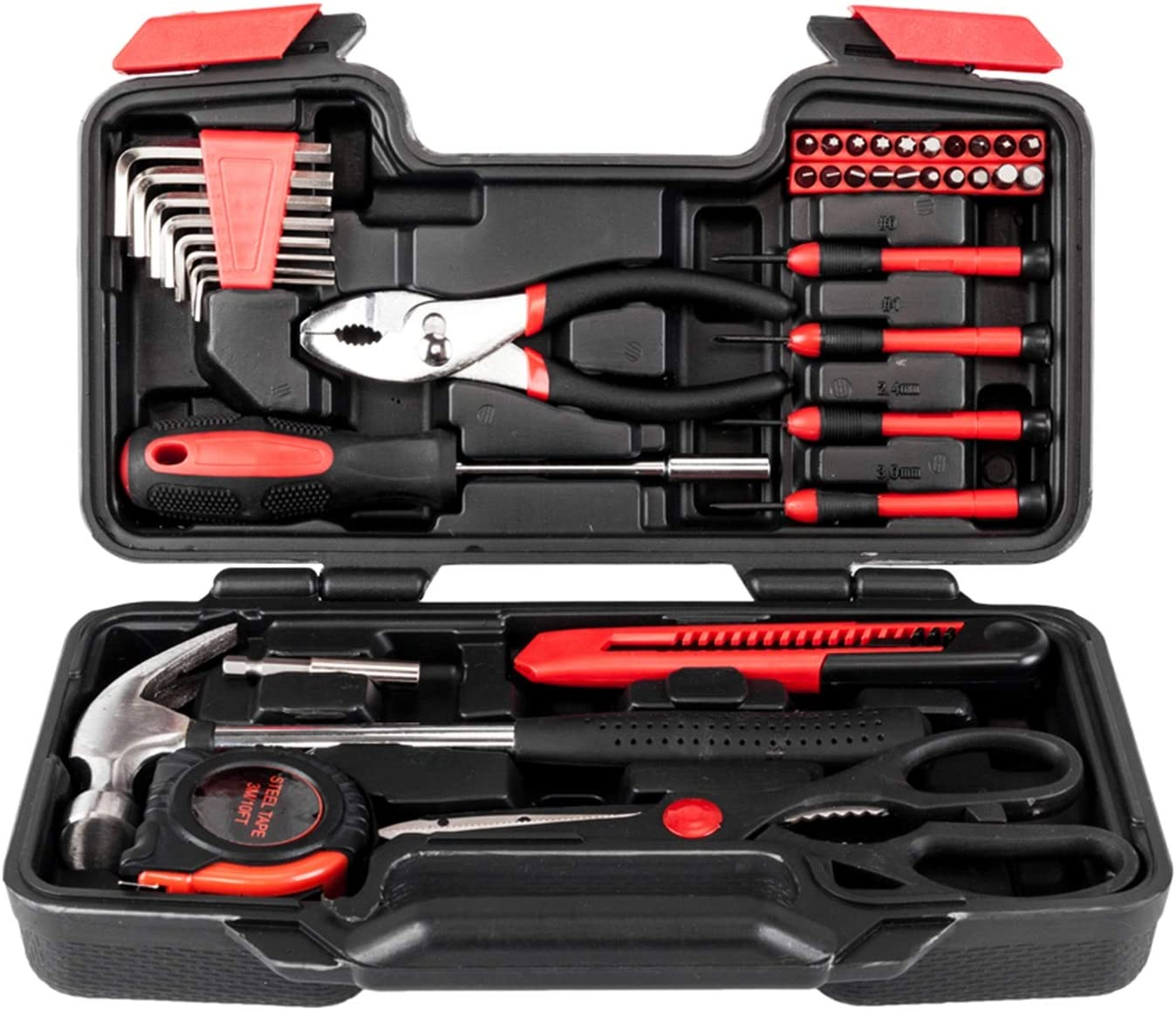 39 Piece Tool Set General Household R Plastic Box Our shop most popular Finally resale start Hand Kit