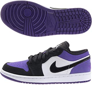 Jordan Men's AIR Retro 1 Low Basketball Shoes