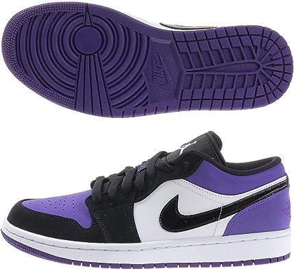 Jordan Men's AIR Retro 1 Low Basketball Shoes