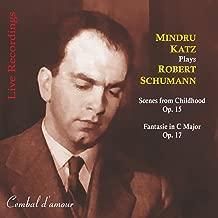 Kinderszenen, Op. 15 (Scenes from Childhood): Hasche-Mann (Blindman's bluff) (Recorded live in concert 1974, Jerusalem, Israel)