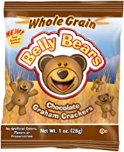 Readi Bake Whole Grain Belly Bears Chocolate Graham Cracker -- 200 per case.