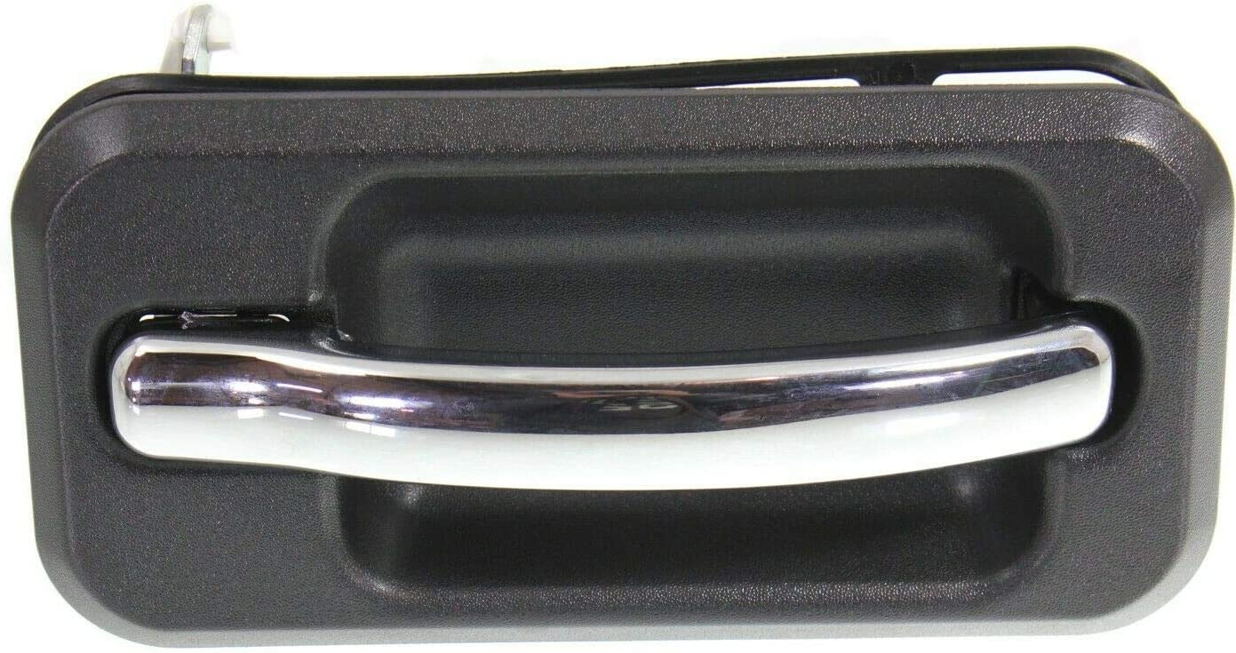 Max 49% OFF Gevog Exterior Door Handle Compatible shipfree B 2003-2009 H2 Hummer with