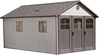 Lifetime Products 60236 11 x 18.5 Shed