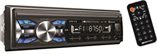 Soundstream MX-10BT Car Digital Media Player Stereo Receiver with Built-in Bluetooth Hands-Free Calling Music Streaming US... photo