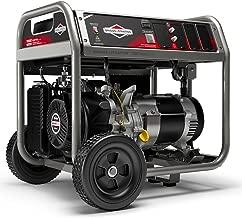 Briggs & Stratton 30708 5750w Generator, Portable, Gas Powered, Black