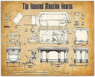 disney haunted mansion monorail