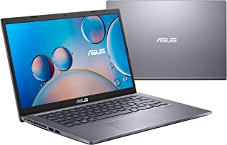 Asus Laptop X415JF-EK007T Intel I5-1035G1 , 8GB RAM , 512 SSD , 14 FHD , NVIDIA GeForce MX130 ( 2GB ) , Win10 , SLATE GREY