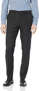 Haggar Men's Cool 18 PRO Slim Fit Premium Flex Flat Front Pant Pants