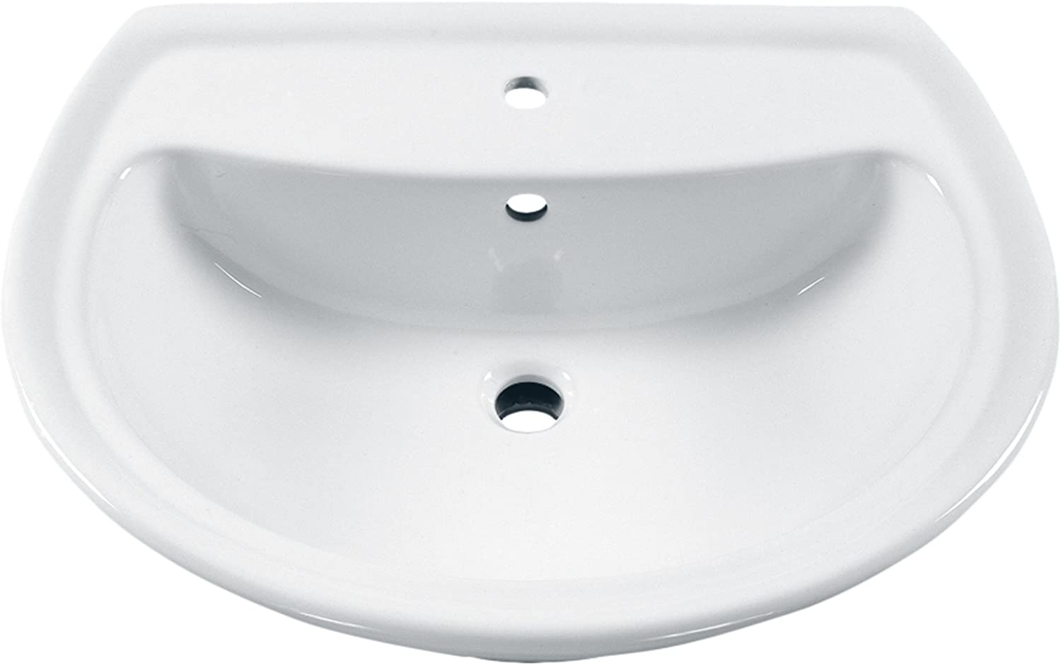 American Standard 0236001.020 Cadet Pedestal with Ranking TOP6 Lavatory Top Memphis Mall S