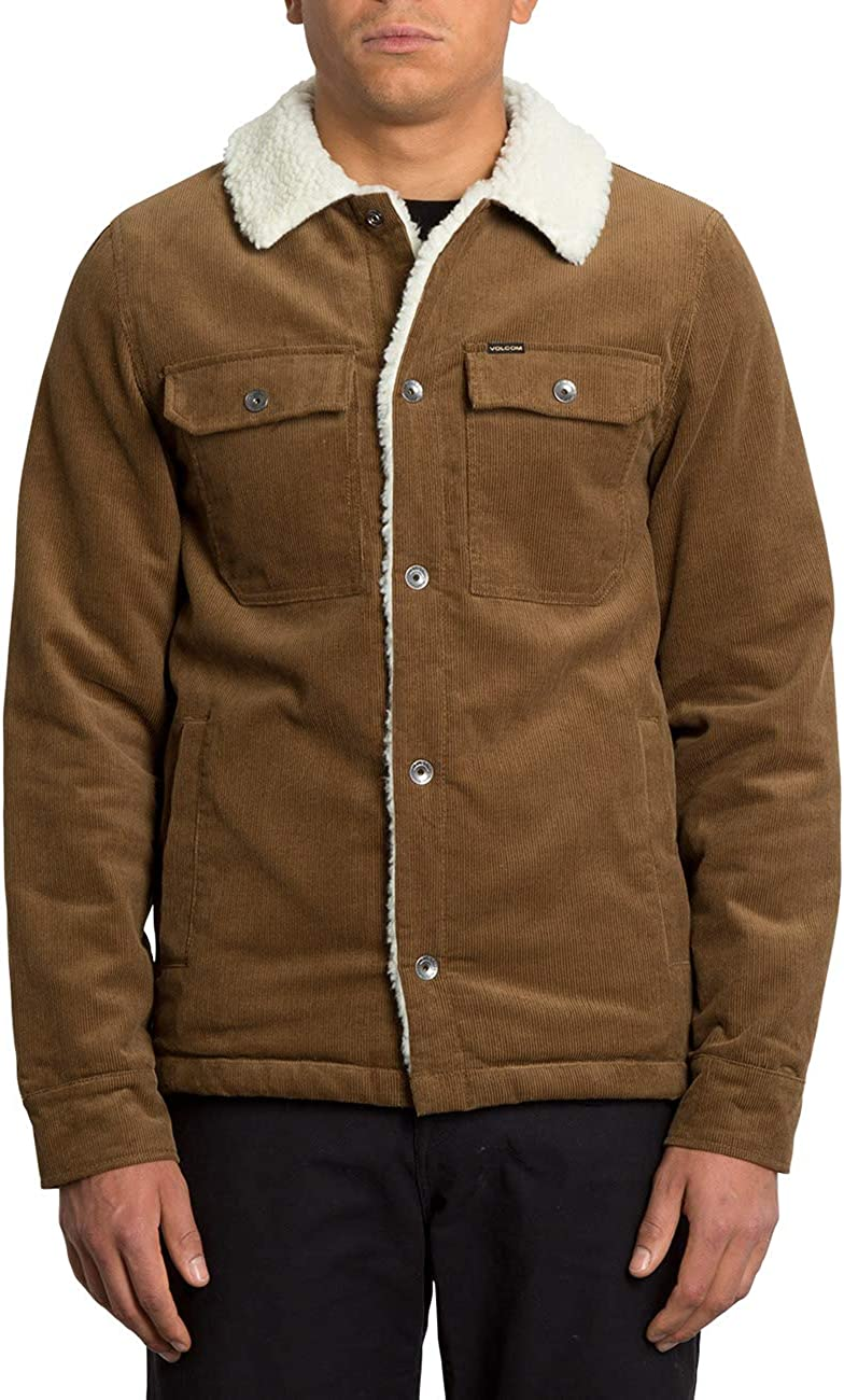 Volcom Keaton (Black) Jacket