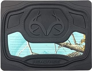 Realtree Camo Floor Mat   Rear   AP Cool Mint   Single