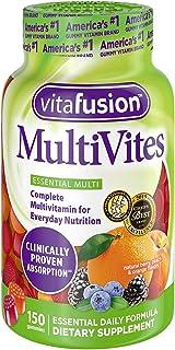 Multi-Vite Gummy Vitamins for Adults, (Family Bundle)