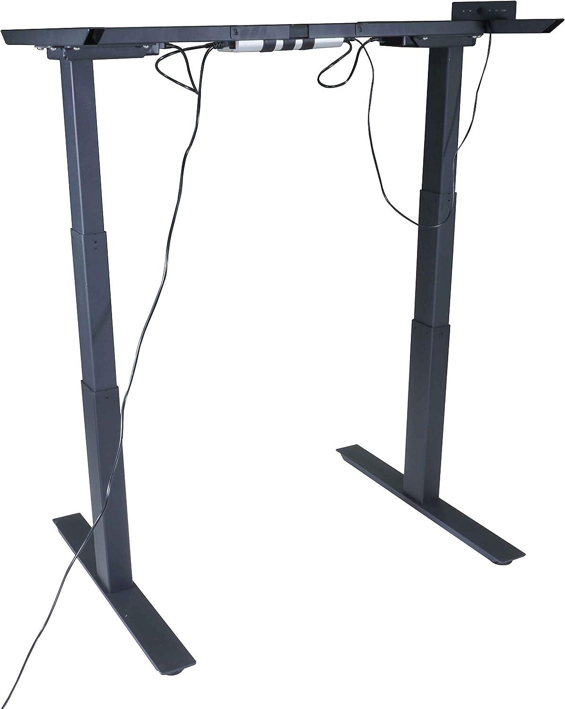 初売り Titan Dual Motor 公式サイト Electric Adjustable Height Sit-Stand Stand Base