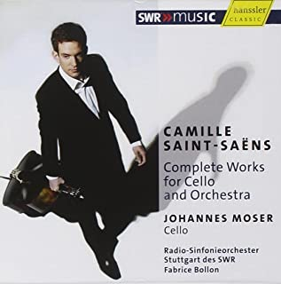 Complete Works For Cello And Orchestra (Moser)