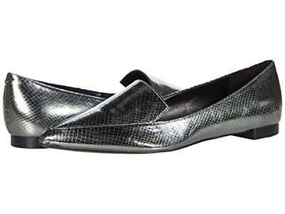 Nine West Abay Flat (Pewter) Women