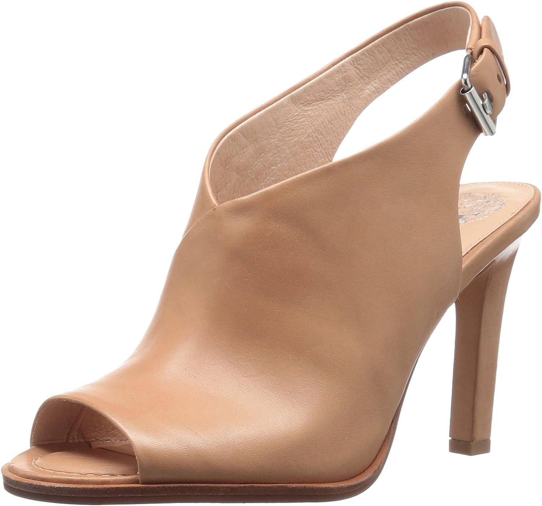 Vince Camuto Women's Nattey Dress Sandal Beige