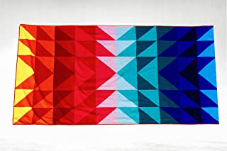 Microfiber Beach Towel by Pangea - Thin XL Extra Large Quick Dry Ultralight Good for Travel, Hair, Body, Gym, Yoga