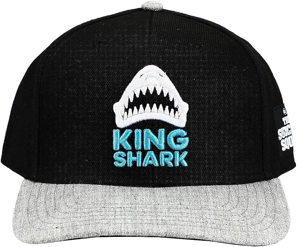 Suicide Squad 2021 King Shark Quickturn Precurve Snapback
